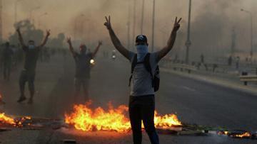 Премьер Ирака поручил направить спецназ против протестующих