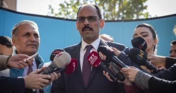 Senior Turkish, US officials discuss bilateral relations, developments in Syria