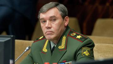 Состоялись переговоры между начальниками генштабов России и США