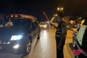 Дорожная полиция проводит масштабные рейды в Гяндже