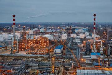 SOCAR: Участие в приобретении Антипинского НПЗ не создает рисков