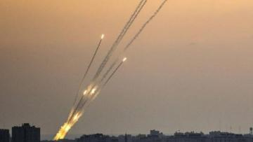Missile Fired at Israel From Gaza Strip - IDF