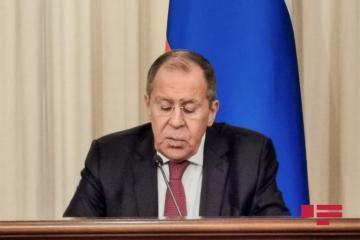 Лавров выразил отношение к заявлению министра обороны Армении о том, что вопрос Нагорного Карабаха решен