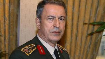 """Turkish defense minister: """"Nothing is finished yet here, anything could happen"""""""