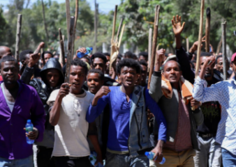 Ethiopia says at least 78 people killed in protests last week, number could rise