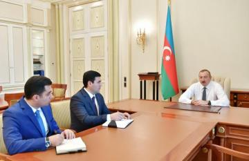 Ильхам Алиев: Некоторые главы исполнительной власти передают ложную информацию