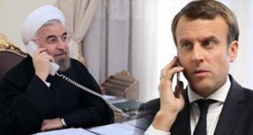 Həsən Ruhani fransalı həmkarına şikayətləndi
