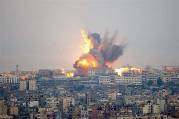 İsrail ordusu Livana raket zərbələrini dayandırıb