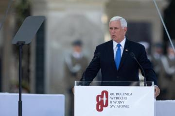 US Vice President pleased Poland nearly ready for US visa program