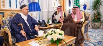 King of Saudi Arabia receives Sheikhulislam Allahshukur Pashazadeh