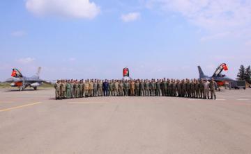 Состоялась церемония открытия учений «TurAz Qartalı – 2019» - [color=red]ВИДЕО[/color]