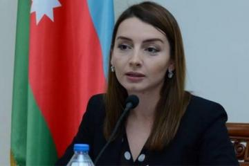 """Leyla Abdullayeva: """"İşğal altında olan torpaqlarımız Azərbaycanın nəzarəti altına qayıdacaq"""""""