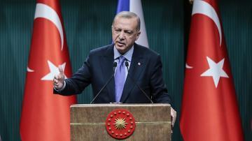 Turkish President: Syria's Idlib is being devastated like Aleppo