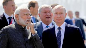 Russia, India back legitimate trade ties with Iran