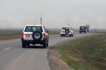 ATƏT-in Azərbaycan-Ermənistan sərhədində keçirdiyi monitorinq insidentsiz başa çatıb