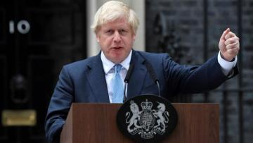 UK PM challenges opponents to agree to October 15 election