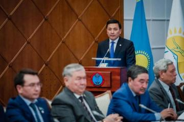 1st Forum of Asian countries' writers kicks off in Kazakh capital