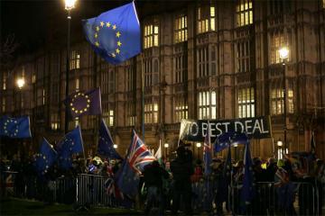 У депутатов Британии появилось право рассмотрения законопроекта об отсрочке Brexit