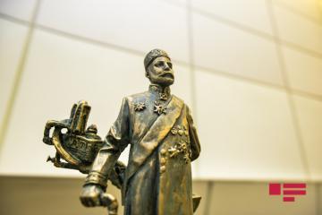Завершился конкурс скульптур в связи с подготовкой памятника Гаджи Зейналабдину Тагиеву