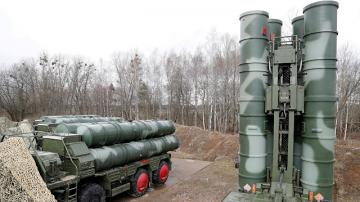 Turkish Defence Ministry: S-400 training for Turkish personnel kicks off in Russia