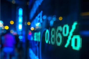 Azerbaijan's stock market increased by 4%