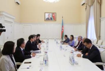 """Генсек МКАПП: """"Азербайджан – страна, занимающая важное место в Азиатском регионе"""""""