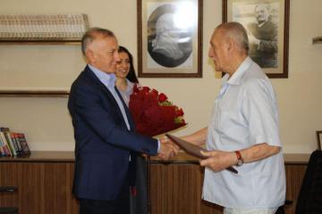 Vice president of Azerbaijani Basketball Federation dies aged 81