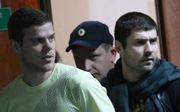 Russian football players Pavel Mamayev and Alexander Kokorin released