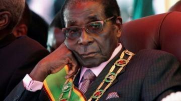 Zimbabwe's ex-president Robert Mugabe dies aged 95
