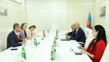 Ambassador: Switzerland is interested in expansion of relations with Azerbaijan