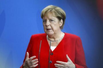 Merkel hopes China-U.S. trade problems will be over soon