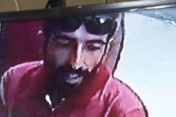 Main Police Department: The wanted person appears with different names and changes appearance