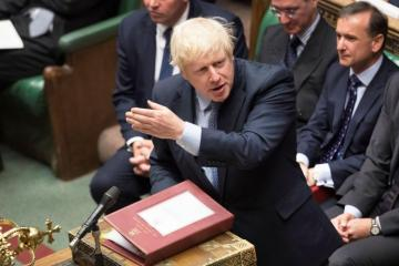 London court rejects bid to stop PM Johnson's suspension of parliament