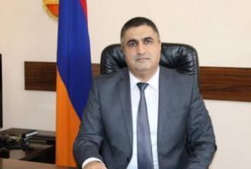 Пашинян уволил заместителя председателя Следственного Комитета Армении