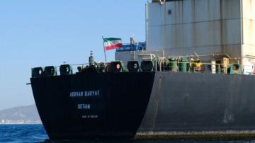 Released ship wanted by US 'seen off Syria'