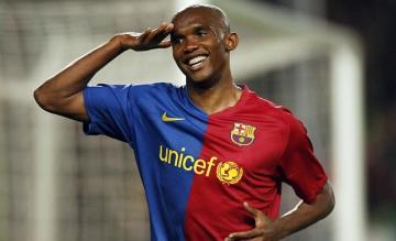 Samuel Eto'o announces his retirement from football