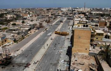 Three killed in renewed fighting in southern Tripoli