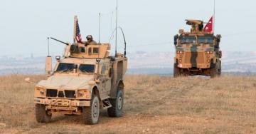 Turkey, US start patrolling planned security zone in Syria