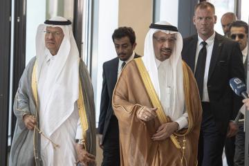 Саудовский король назначил своего сына министром энергетики