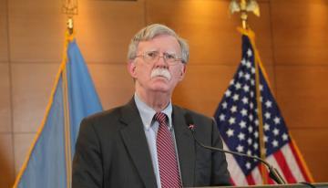 John Bolton: US hopes more Ukrainian prisoners will be released