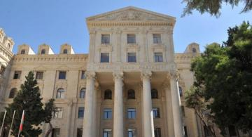 Azerbaijani MFA: Foreign Ministry of UAE exposes Pashinyan's lie