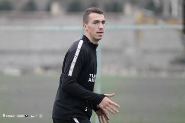 Сборная Азербайджана потеряла трех игроков