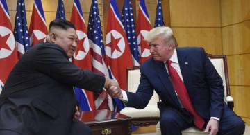 Pyongyang calls on US to 'quit current calculation method', meet for talks this month