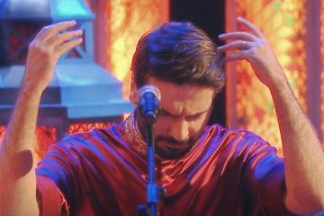 "Sami Yusuf prepared ""Nasimi"" composition  - [color=red]VIDEO[/color]"
