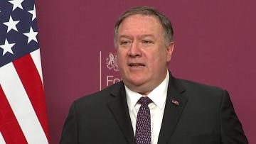 Pompeo: Tump could meet with Rouhani at UN with no preconditions