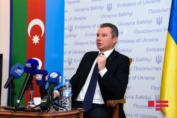 "Ambassador: ""Nagorno Karabakh conflict must be solved in the frame of territorial integrity of Azerbaijan"""