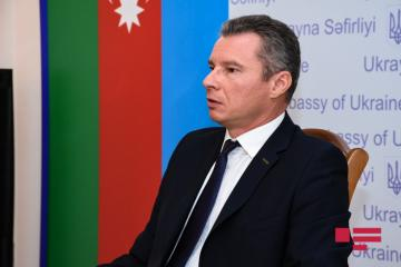 Посол: Решение донбасского конфликта даст импульс к урегулированию других конфликтов