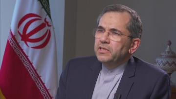 Iranian envoy to UN: Bolton's resignation won't make Tehran engage in talks with US