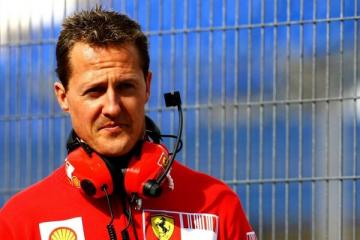 Michael Schumacher is 'conscious' after being taken to hospital for stem cell treatment