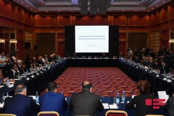 """Roundtable meeting titled """"Inadmissibility of outside interference in political processes in Azerbaijan"""" held - [color=red]UPDATED[/color] - [color=red]PHOTOSESSION[/color]"""